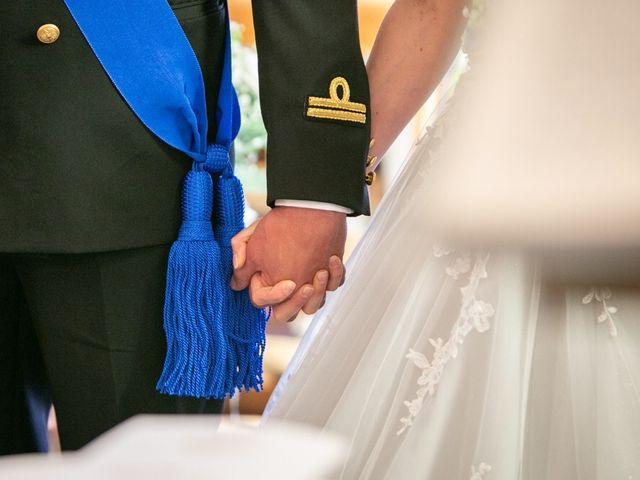 Il matrimonio di Luca e Sabrina a Sutri, Viterbo 10