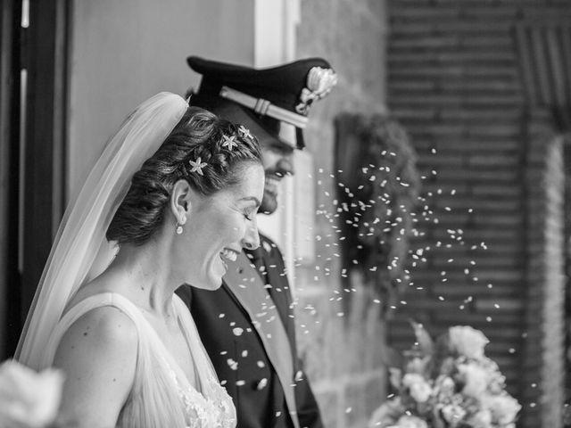 Il matrimonio di Luca e Sabrina a Sutri, Viterbo 12