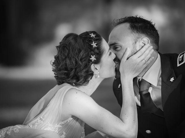 Il matrimonio di Luca e Sabrina a Sutri, Viterbo 15
