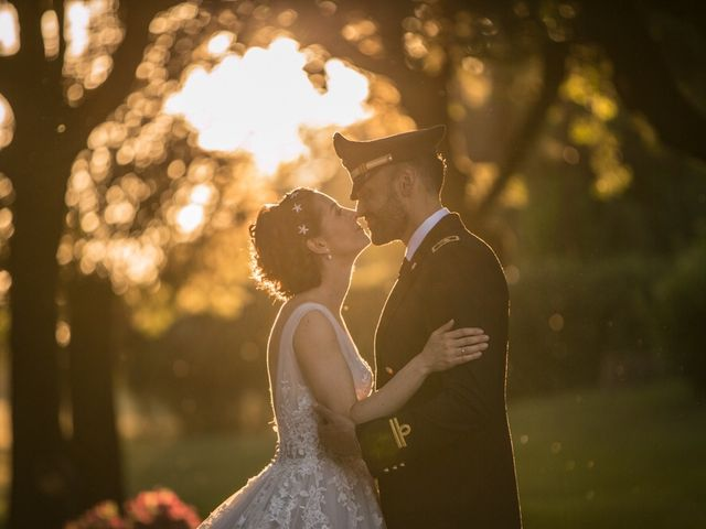 Il matrimonio di Luca e Sabrina a Sutri, Viterbo 17