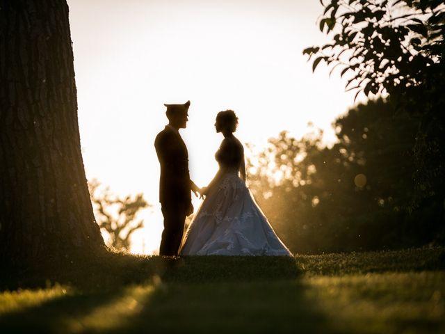 Il matrimonio di Luca e Sabrina a Sutri, Viterbo 19