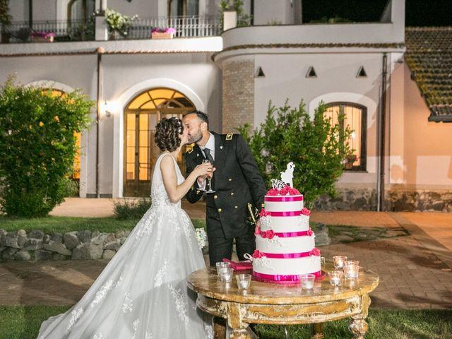 Il matrimonio di Luca e Sabrina a Sutri, Viterbo 27