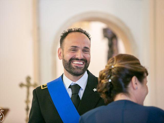Il matrimonio di Luca e Sabrina a Sutri, Viterbo 7