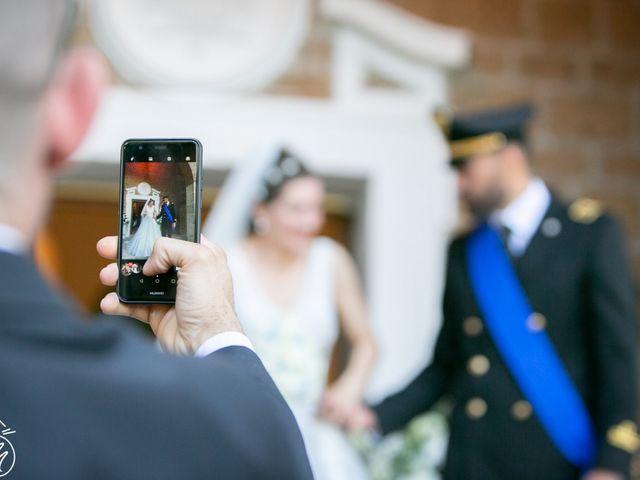 Il matrimonio di Luca e Sabrina a Sutri, Viterbo 14
