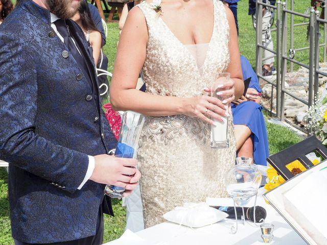 Il matrimonio di Diego e Lucia a Pontenure, Piacenza 22
