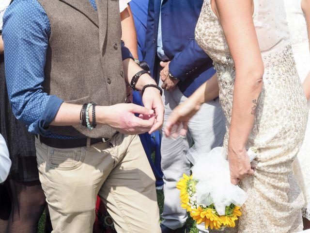 Il matrimonio di Diego e Lucia a Pontenure, Piacenza 25