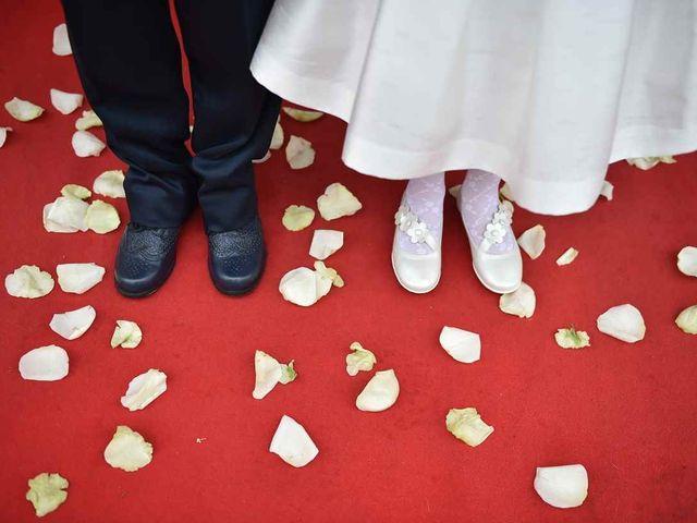 Il matrimonio di Francesco e Donatella a Grottaglie, Taranto 5