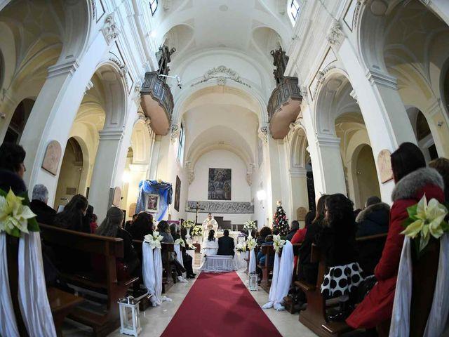 Il matrimonio di Francesco e Donatella a Grottaglie, Taranto 10