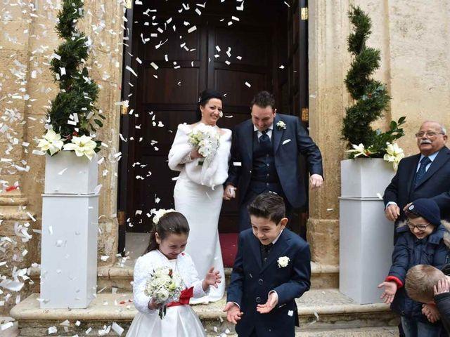 Il matrimonio di Francesco e Donatella a Grottaglie, Taranto 12