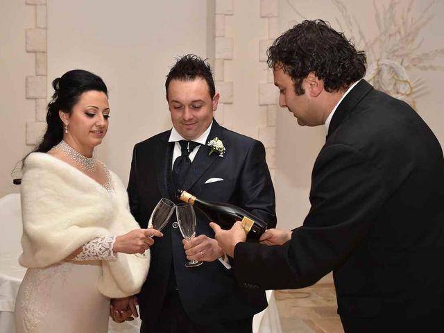 Il matrimonio di Francesco e Donatella a Grottaglie, Taranto 17