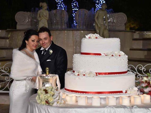 Il matrimonio di Francesco e Donatella a Grottaglie, Taranto 20