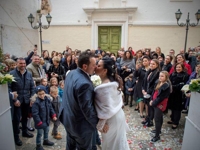 Il matrimonio di Francesco e Donatella a Grottaglie, Taranto 22