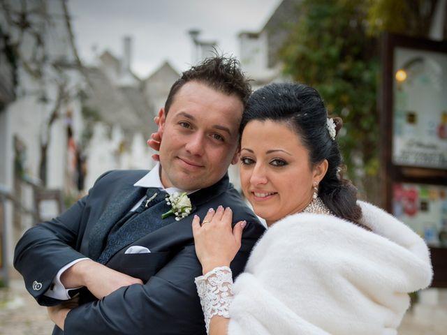 Il matrimonio di Francesco e Donatella a Grottaglie, Taranto 24
