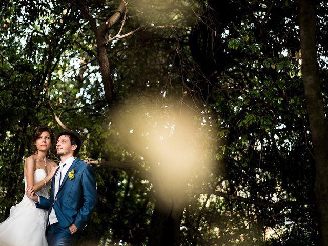 Le nozze di Marcella e Alex