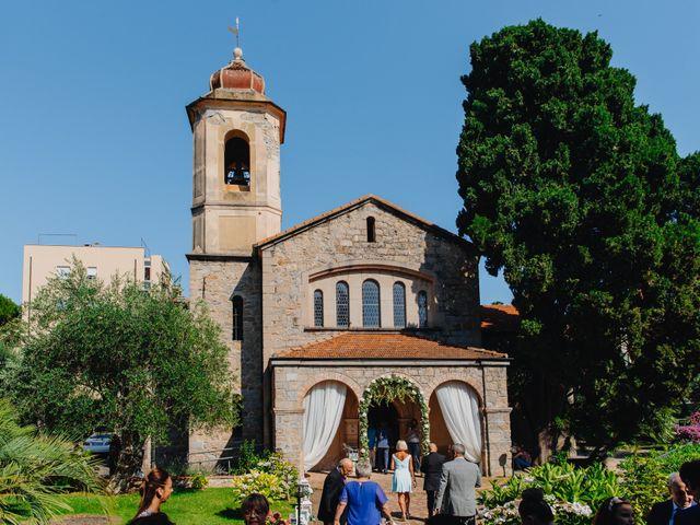 Il matrimonio di Giovanni e Stefania a Bordighera, Imperia 16