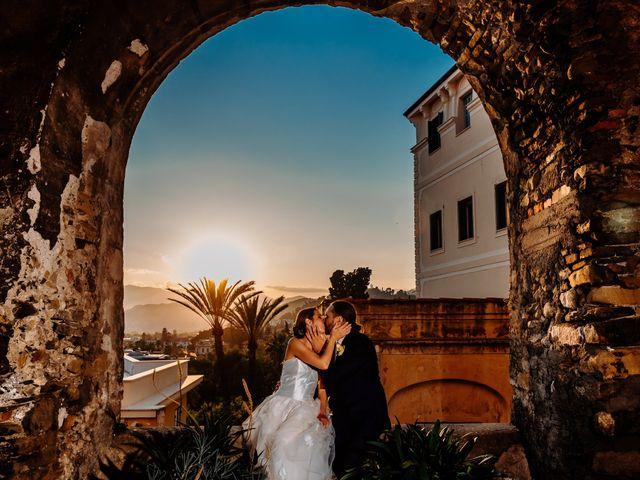 le nozze di Stefania e Giovanni