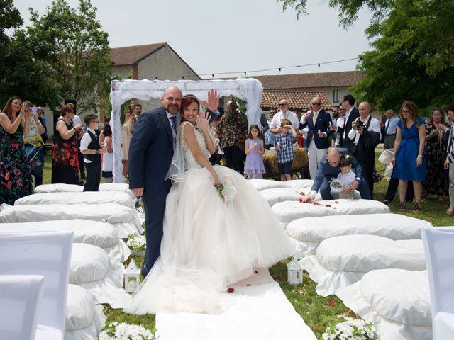 le nozze di Livia e Adriano
