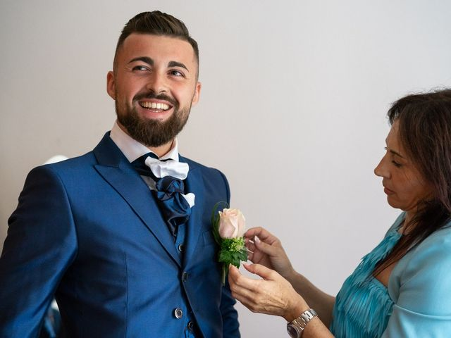 Il matrimonio di Emanuele e Elena a Morsano al Tagliamento, Pordenone 2