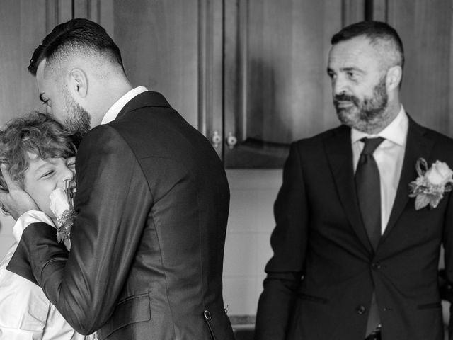 Il matrimonio di Emanuele e Elena a Morsano al Tagliamento, Pordenone 4