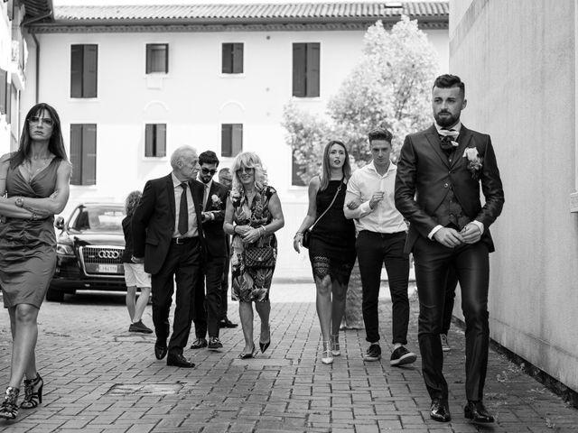 Il matrimonio di Emanuele e Elena a Morsano al Tagliamento, Pordenone 8