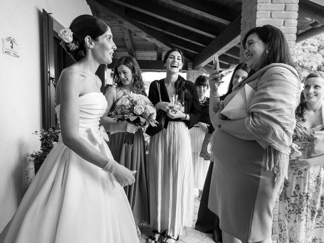 Il matrimonio di Emanuele e Elena a Morsano al Tagliamento, Pordenone 21