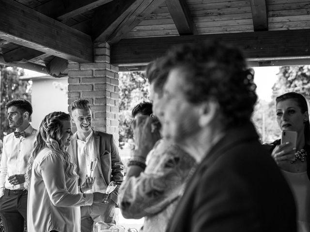 Il matrimonio di Emanuele e Elena a Morsano al Tagliamento, Pordenone 24