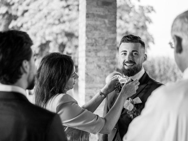 Il matrimonio di Emanuele e Elena a Morsano al Tagliamento, Pordenone 29