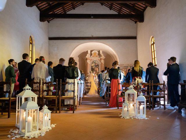 Il matrimonio di Emanuele e Elena a Morsano al Tagliamento, Pordenone 32