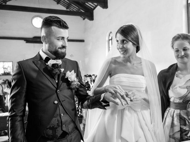 Il matrimonio di Emanuele e Elena a Morsano al Tagliamento, Pordenone 35