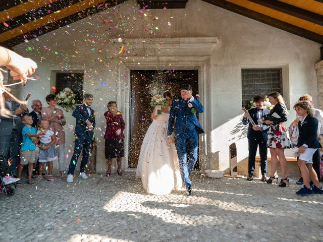 Il matrimonio di Emanuele e Elena a Morsano al Tagliamento, Pordenone 43