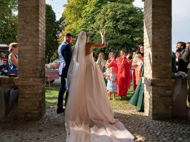 Il matrimonio di Emanuele e Elena a Morsano al Tagliamento, Pordenone 44