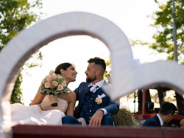 Il matrimonio di Emanuele e Elena a Morsano al Tagliamento, Pordenone 45