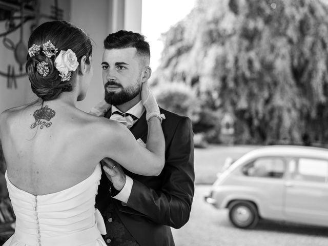 Il matrimonio di Emanuele e Elena a Morsano al Tagliamento, Pordenone 56