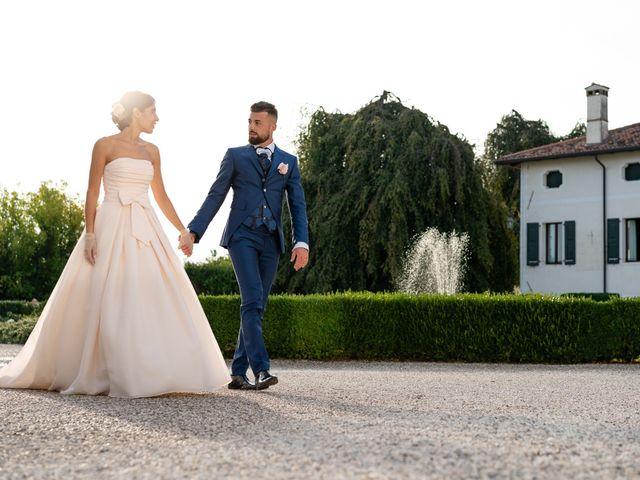 Il matrimonio di Emanuele e Elena a Morsano al Tagliamento, Pordenone 57