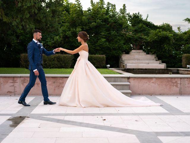 Il matrimonio di Emanuele e Elena a Morsano al Tagliamento, Pordenone 66