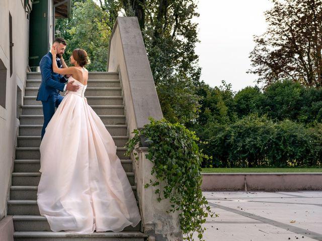 Il matrimonio di Emanuele e Elena a Morsano al Tagliamento, Pordenone 67