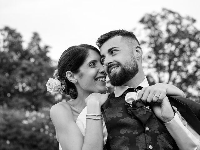 Il matrimonio di Emanuele e Elena a Morsano al Tagliamento, Pordenone 68