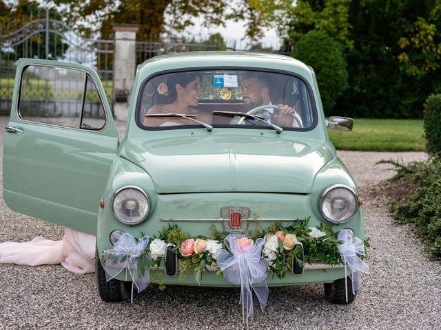 Il matrimonio di Emanuele e Elena a Morsano al Tagliamento, Pordenone 70