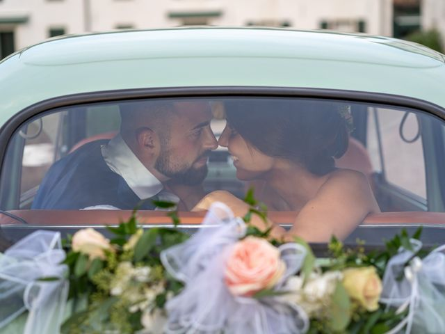 Il matrimonio di Emanuele e Elena a Morsano al Tagliamento, Pordenone 71