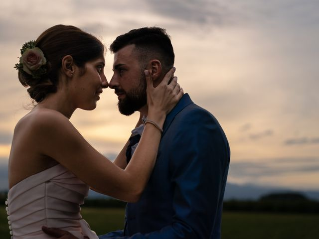 Il matrimonio di Emanuele e Elena a Morsano al Tagliamento, Pordenone 72