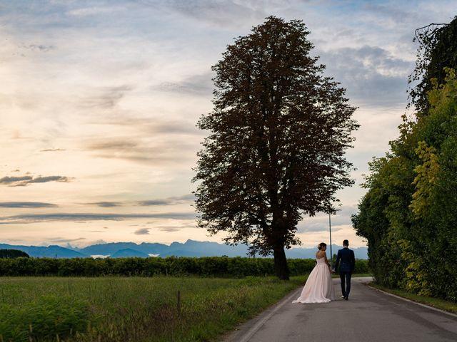 Il matrimonio di Emanuele e Elena a Morsano al Tagliamento, Pordenone 73