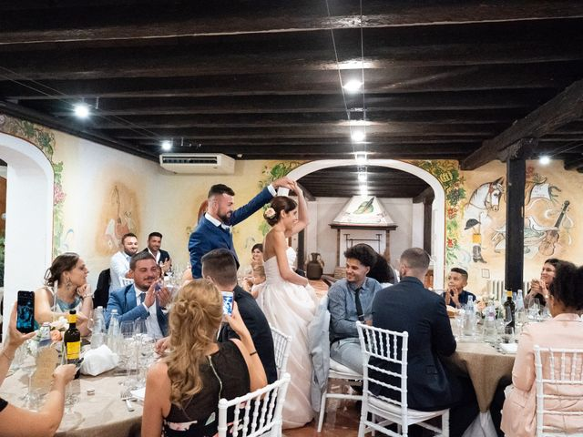 Il matrimonio di Emanuele e Elena a Morsano al Tagliamento, Pordenone 76