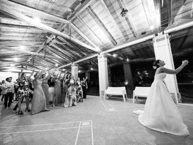 Il matrimonio di Emanuele e Elena a Morsano al Tagliamento, Pordenone 79