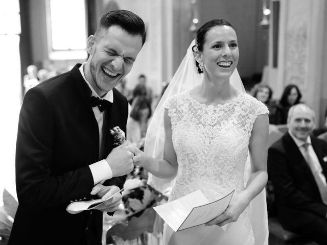 Il matrimonio di Davide e Federica a Milano, Milano 5