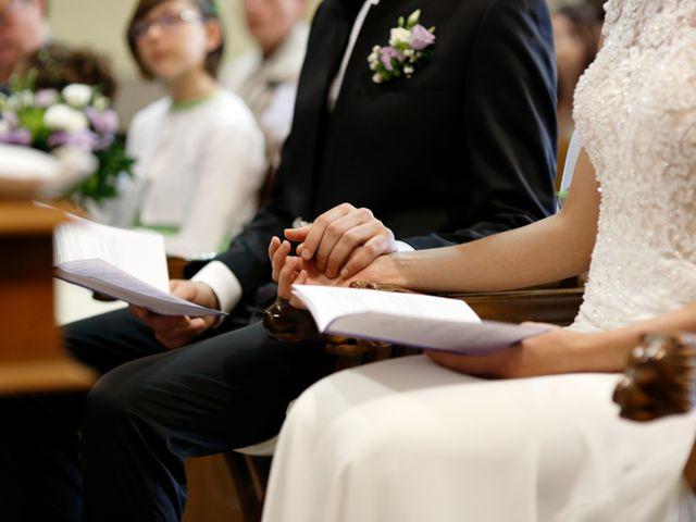 Il matrimonio di Davide e Federica a Milano, Milano 6