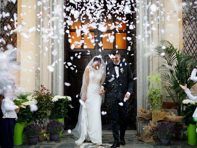 Il matrimonio di Davide e Federica a Milano, Milano 8