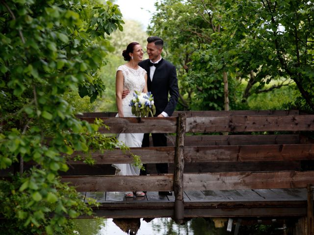 Il matrimonio di Davide e Federica a Milano, Milano 10
