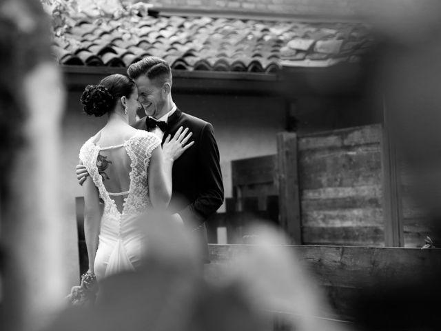 Il matrimonio di Davide e Federica a Milano, Milano 11