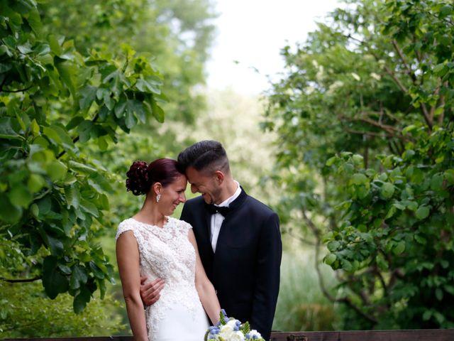 Il matrimonio di Davide e Federica a Milano, Milano 12