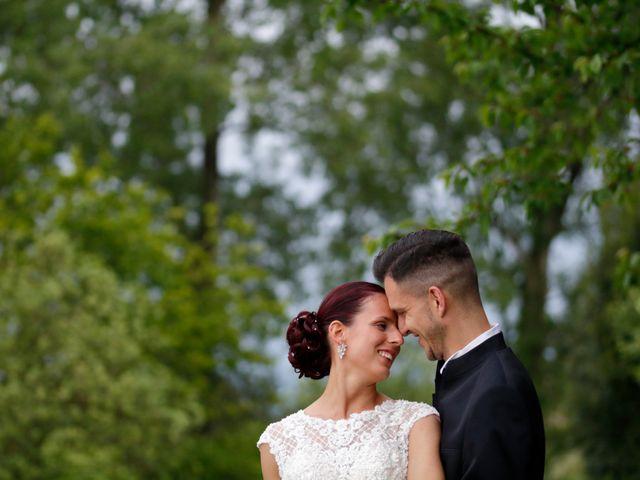 Il matrimonio di Davide e Federica a Milano, Milano 13